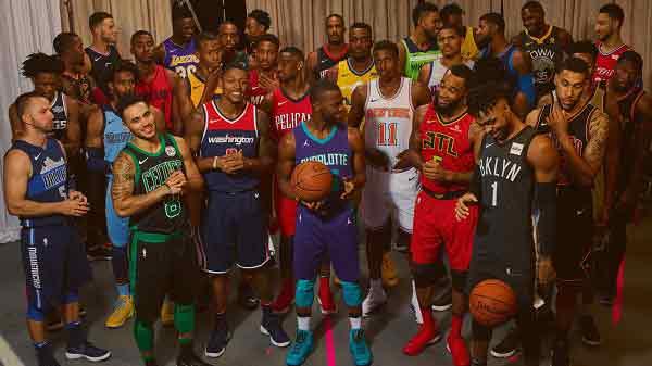 NIKE ve NBA Yeni Sezon Formalarını Tanıttı | DOSYA & HABER