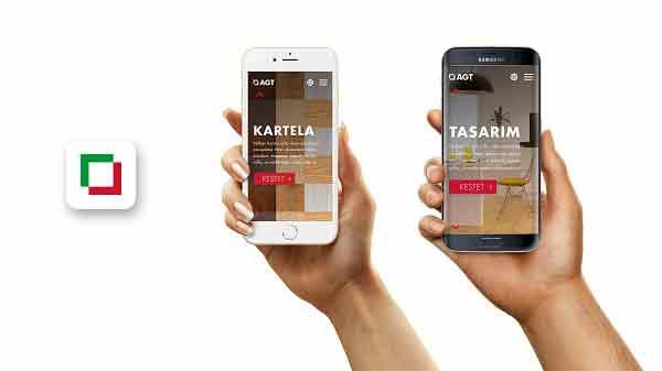 AGT Mobil Uygulama ile Evinizin Mimarı Olun | DOSYA & HABER