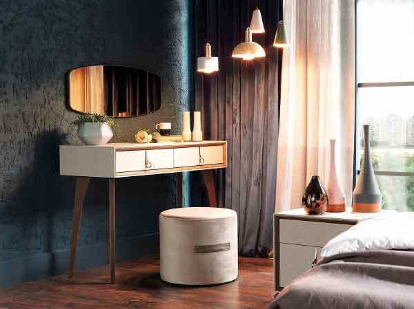 Yatak Odalarının İlham Veren Tamamlayıcıları: Makyaj Masaları | DOSYA & HABER