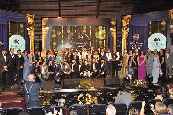GEZİ & KÜLTÜR SANAT | KÜLTÜR SANAT || 9. İZPEK Bedia Muvahhit Tiyatro Ödülleri Sahiplerini Buldu