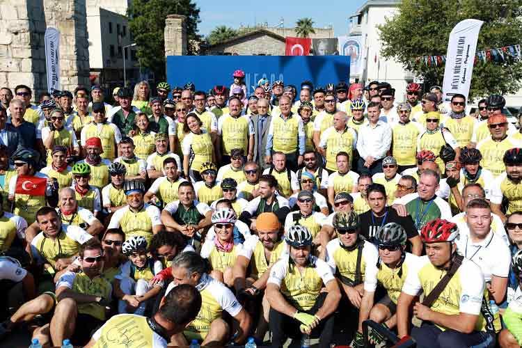 UNESCO Kentleri Bir Kez Daha Pedallarla Birleşecek | DOSYA & HABER