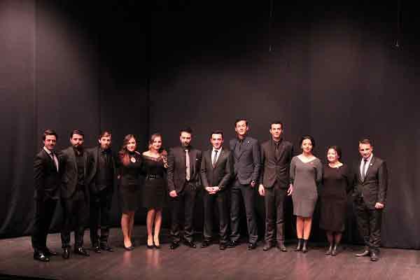 GEZİ & KÜLTÜR SANAT | KÜLTÜR SANAT || Sahne Tozu Tiyatrosu 13 Yaşında