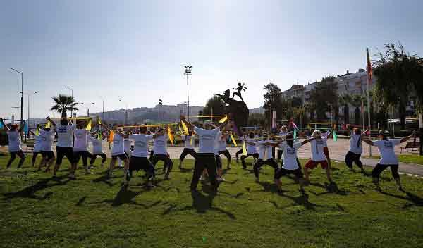Güne Sporla Başlıyorlar | DOSYA & HABER