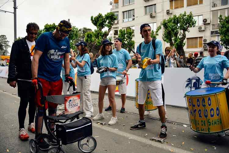 İzmir Koşamayanlar İçin Koştu | DOSYA & HABER