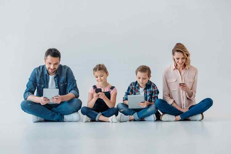       Çocuklar İçin Teknoloji