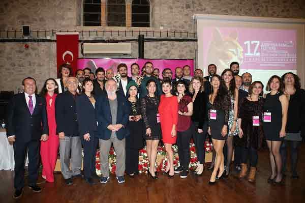 GEZİ & KÜLTÜR SANAT | KÜLTÜR SANAT || Uluslararası İzmir Kısa Film Festivali'ne Başvuru Yağmuru