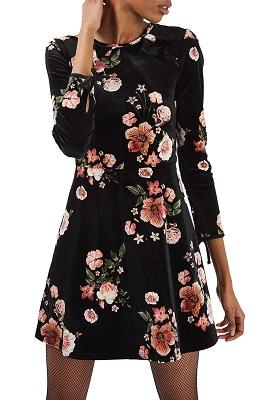 e4e811d8ae719 12- Midi boy elbiselerin trend olduğu sezonda omuzlar fora! Bu şık  elbiseyle gözleri üzerinize çekmek çok kolay!
