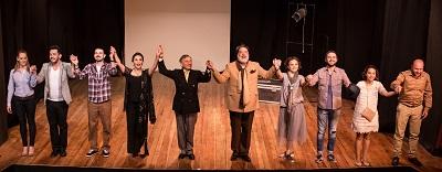 Ege Life | Usta Tiyatrocu Haldun Dormen 65. Sanat Yılını İzmirlilerle Kutluyor