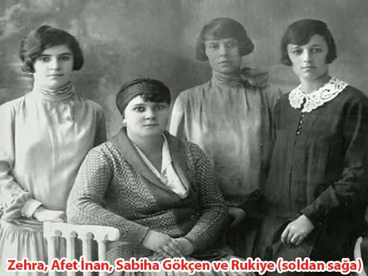 Ege Life | Atatürk'ün Manevi Çocukları