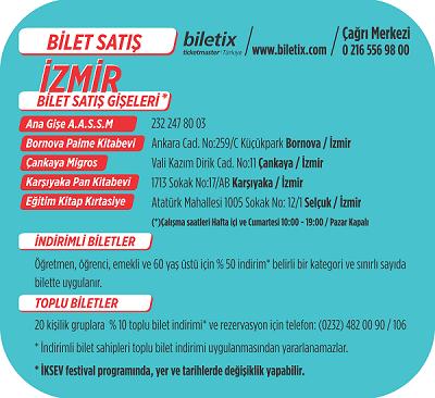 Ege Life | 31. Uluslararası İzmir Festivali Başladı
