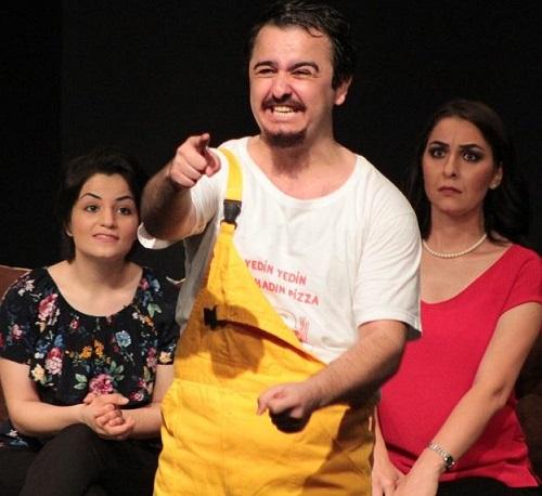 Ege Life | Sahne Tozu Tiyatrosu'nda Kurs Kayıtları Devam Ediyor