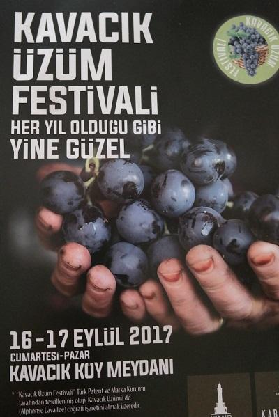 Ege Life | Kalkınma Köyden Başlamalı: Karabağlar Kavacık Köyü'nde Üzüm Festivali