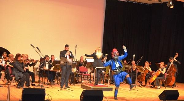 Ege Life | İpek Yolu Orkestrası'dan Kuşadası'nda Konser