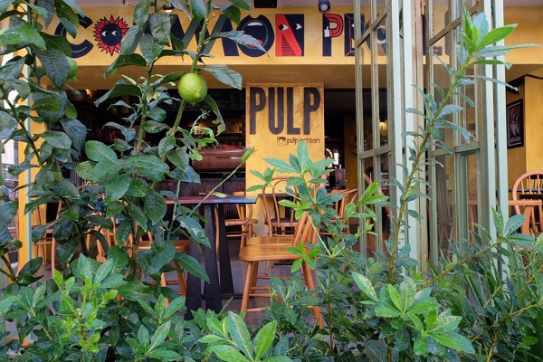 Ege Life   Kahve severlerin En Uğrak Yeri ''The Pulp''