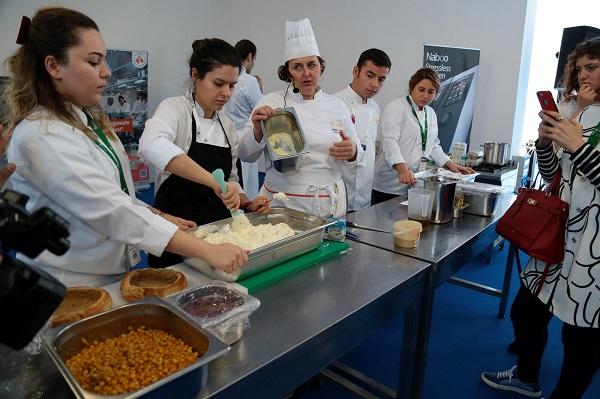 Ege Life | Dünyaca Ünlü Şefler  Gastronomi Kongresi'nde