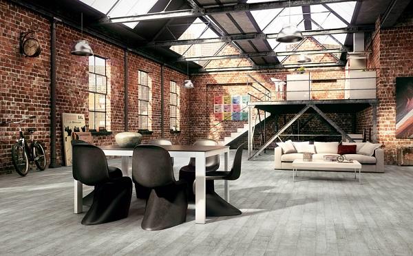 Ege Life | Endüstriyel İç Mekân Tasarımı