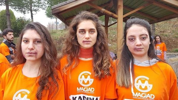 Ege Life   Orange Walk ve Kadına Şiddet
