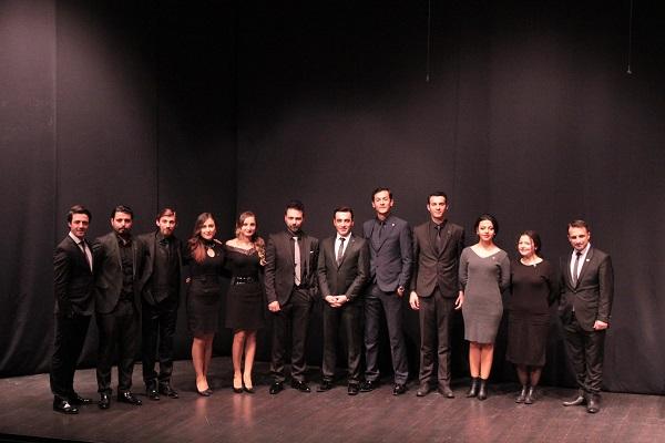 Ege Life | Sahne Tozu Tiyatrosu 13 Yaşında