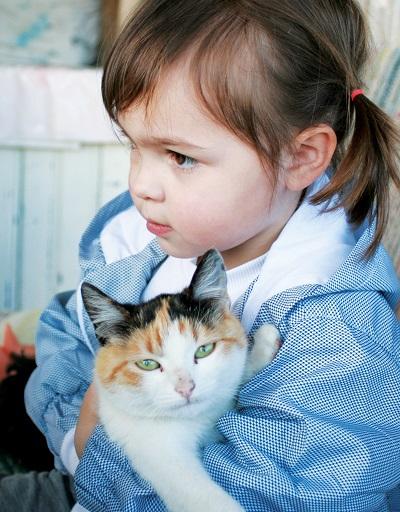 Ege Life | Kediler ve Çocuklar