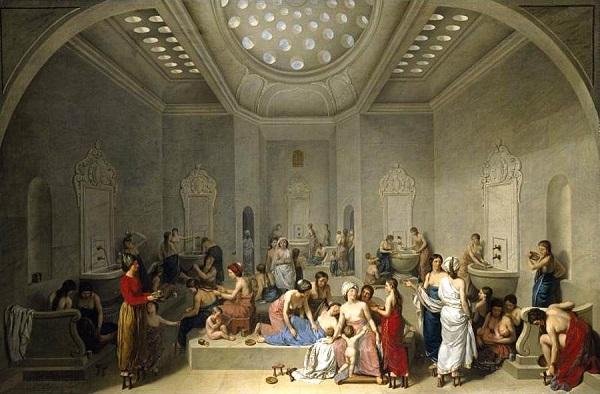 Ege Life | Hamam Kültürü ve Mimarisi