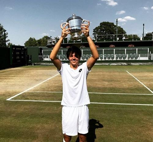 Ege Life | Yankı Arel Wimbledon'da Şampiyon