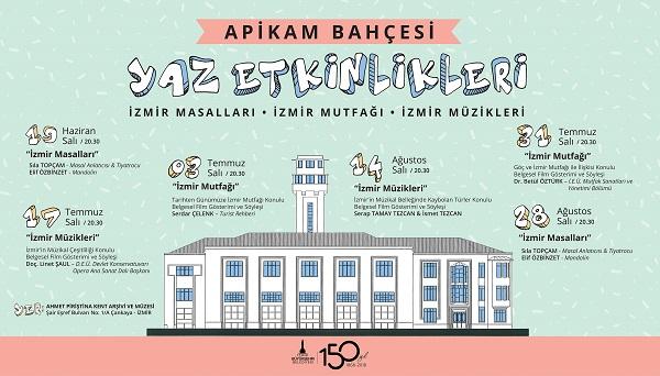 Ege Life   İzmir'in Masalları, Müziği ve Yemeklerini Konuşacaklar