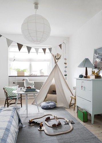 Ege Life | Çocuk Odası Dekorasyonu