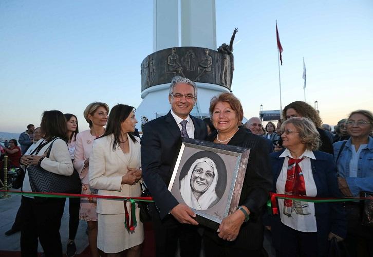 Ege Life | Karşıyaka'nın 'Kadına Saygı Müzesi' Açıldı
