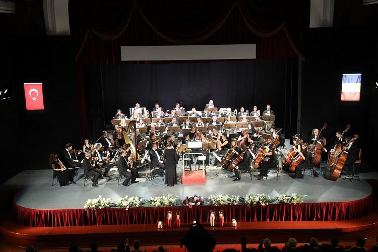 Ege Life | Türkiye-Romanya Dostluk Konseri İzmir'de Sahnelendi