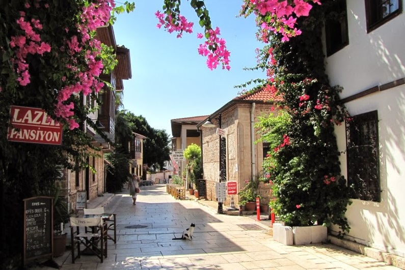 Ege Life | Antalya Gezi Rehberi