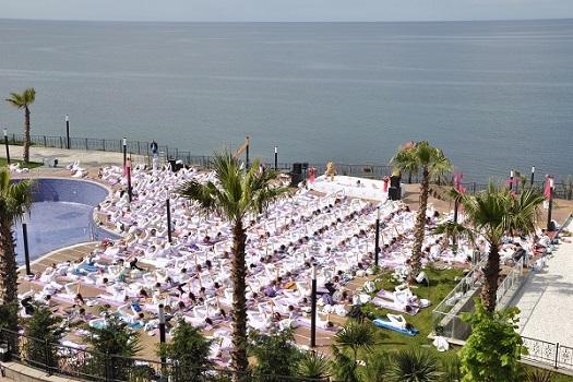 Ege Life | Uluslararası İzmir Yoga Şöleni'nde  Keşfet Kendini!