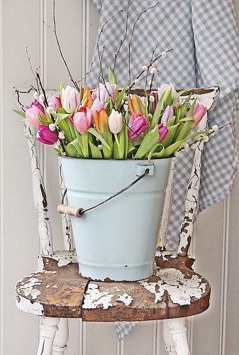 Ege Life | İlkbahar Dekorasyonu