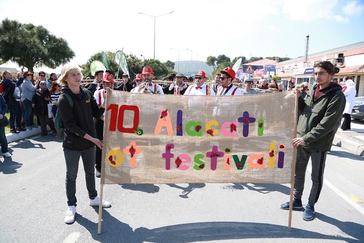 Ege Life | Türkiye'nin Gözbebeği:  Alaçatı Ot Festivali Sona Erdi