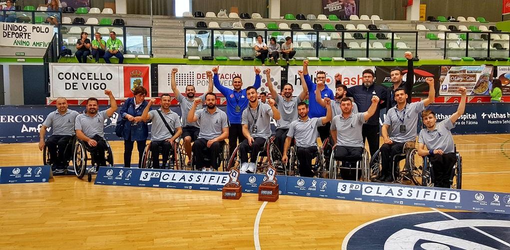 Ege Life | İzmir Büyükşehir Belediyesi, Tekerlekli Sandalye Basketbol Takımı  Avrupa Üçüncüsü Oldu