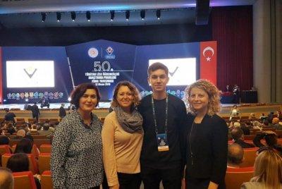 Tübitak Yarışmasında Türkiye 2.'si İzmir'den | DOSYA & HABER