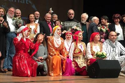 GEZİ & KÜLTÜR SANAT | KÜLTÜR SANAT || 26. Troya Kültür-Sanat ÖdülleriVerildi