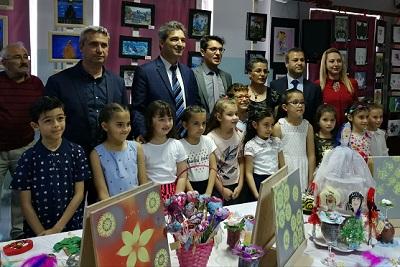 GEZİ & KÜLTÜR SANAT | KÜLTÜR SANAT || Öğretmenler Oynadı, Öğrenciler Alkışladı.