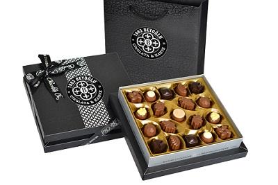 DOSYA & HABER | HABERİNİZ OLSUN || El Yapımı Bayram Çikolataları 1983Beyoğlu'nda