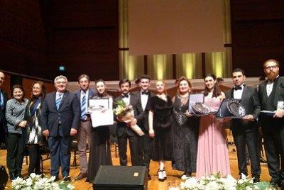 Genç Solistlerden Muhteşem Final   GEZİ & KÜLTÜR SANAT