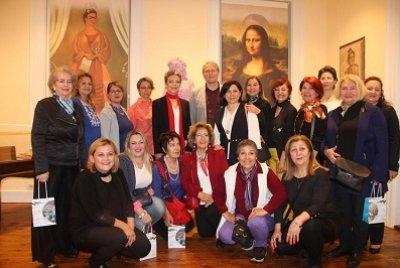 Konak'ta 22 Sanatçı 22 Eser   GEZİ & KÜLTÜR SANAT