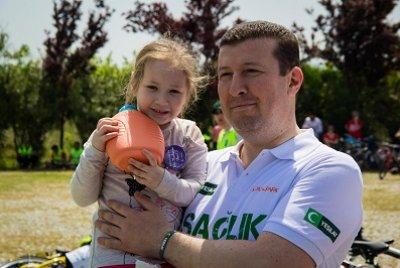 Yeşilay İzmir'den, 'Sağlık' İçin Bisiklet Turu | DOSYA & HABER