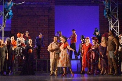 İzmir Devlet Opera ve Balesi'nden  Cavalleria Rusticana ve Palyaçolar   GEZİ & KÜLTÜR SANAT