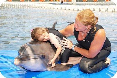 Yunuslarla Terapi Sağlık Dağıtıyor | DOSYA & HABER