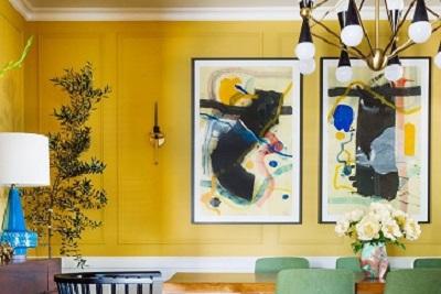 |  || Evlerinize Yazı Getiren Duvar Boyaları