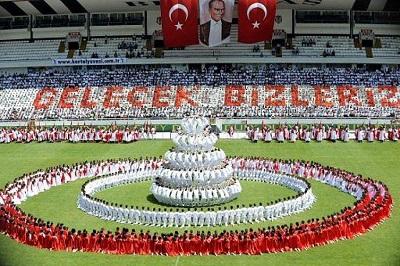 |  || Unutulmaz 19 Mayıs Kutlamaları 100. Yıl Özel İçeriği