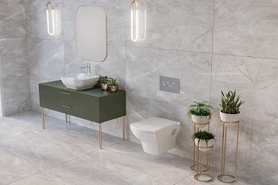 DOSYA & HABER   HABERİNİZ OLSUN    QUA'dan Banyolara Alternatif Tasarımlar