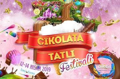 |  || İzmir Çikolata & Tatlı Festivali