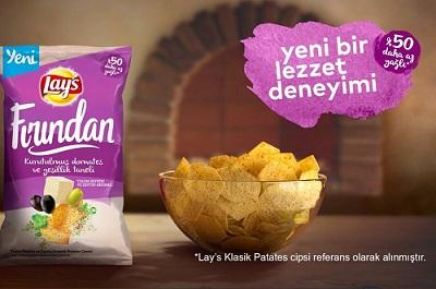 |  || Lay's Fırından Tulum Peyniri ve Zeytin Aromalı
