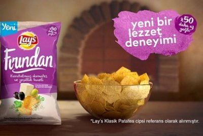 Lay's Fırından Tulum Peyniri ve Zeytin Aromalı | DOSYA & HABER