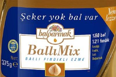 Yeni Lezzet, Yeni Kıvam: Balparmak BallıMix Yenilendi! | DOSYA & HABER